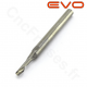 Fraise 1 dent 2mm LU 8mm Q 3.175mm EVO