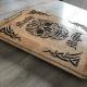 Realisation originales de custom Wood Carved avec le pack outils CncFraises