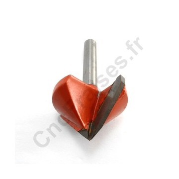 Fraise Carving Angle 90° 32mm