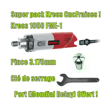 Pack Kress 1050 FME-1