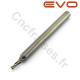 Fraise 1 dent 1.5mm LU 3mm Q 3.175mm EVO