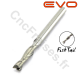 Fraise 2 dents FishTail 3.17mm LU 12mm Q 3.175mm EVO